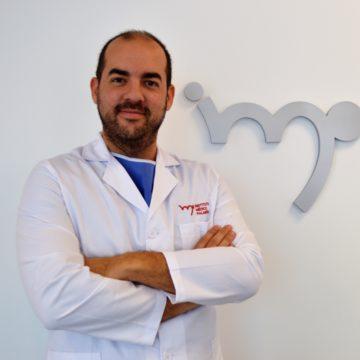 Unidad del dolor: Doctor José Ceballos López y Doctora Marta Rayas