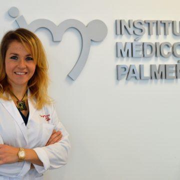 Traumatóloga: Doctora María José Pozo García