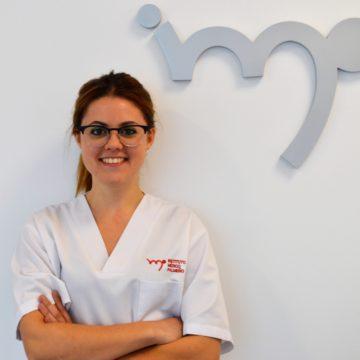 Fisioterapeuta: Rocío Jiménez Galisteo
