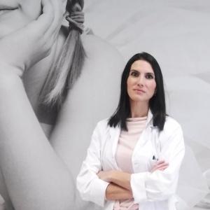Pediatra: Doctora María de la Torre Santiago